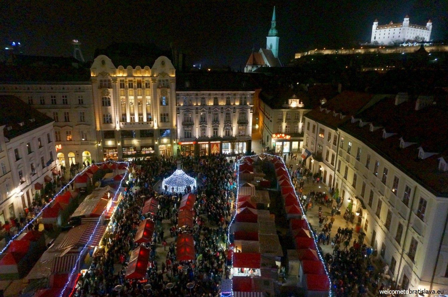 Christmas Bratislava.4 Bratislava City Break With Christmas Markets 28th Nov