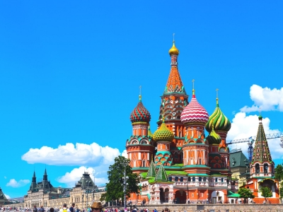 A Historical & Cultural Tour of Russian (Moscow & St Petersburg)