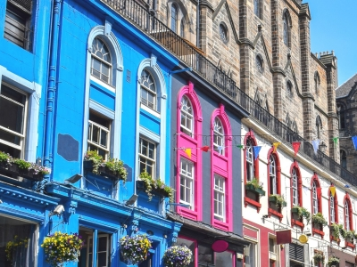 Enjoy Edinburgh Festival with Alan Boyd