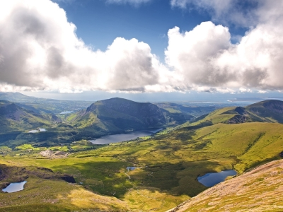 Snowdonia Adventure - Tryfan, the Glyders and Snowdon maybe...