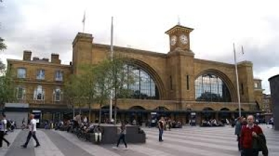 KINGS CROSS.....Guided walking tour with Barrie