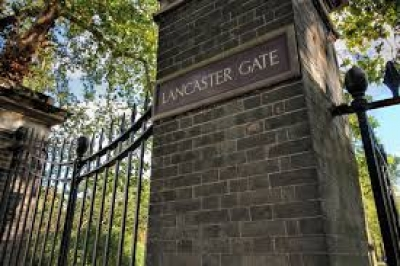 From the Angel to Lancaster Gate, Saturday Walk with Paul