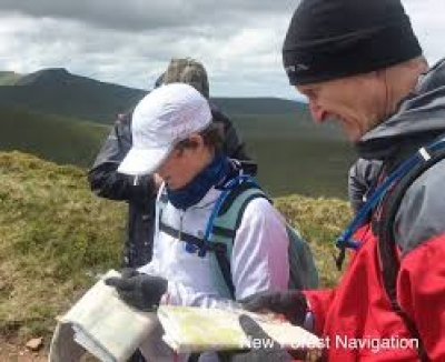 Navigation Training - How to use a map and a compass