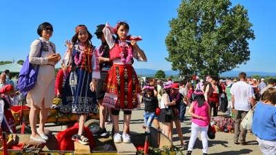 Rose valley, Plovdiv, Sofia and rose festival in Bulgaria 2019