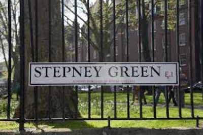 FROM ONE GREEN TO ANOTHER (Stepney Green to Bethnal Green)