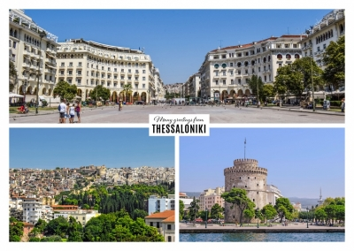 Thessaloniki- Food, history, gorgeous weather and Hellenic hospitality 5 days
