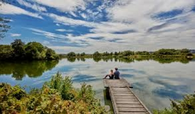 Start The Week With Di-Walthamstow Wetlands let's Explore